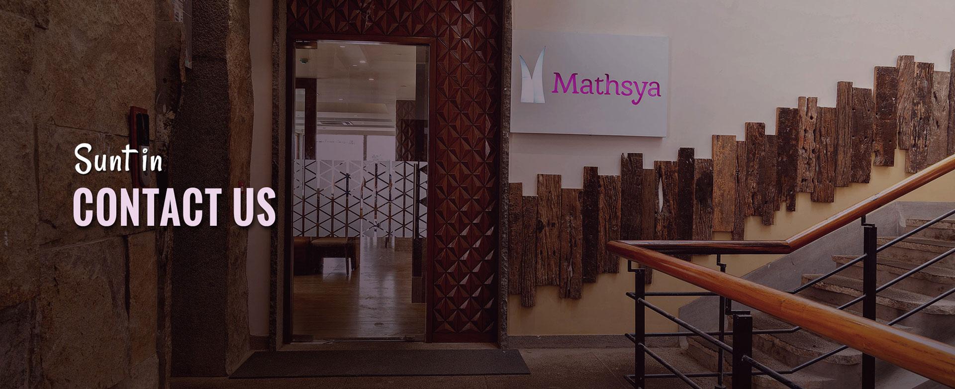 Mathsya Contact